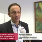 Samozvaný ochránce práv investorů a klientů pojišťoven Pavel Kočalka.