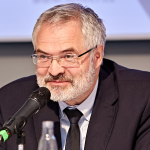 Předseda Svazu měst a obcí ČR Dan Jiránek